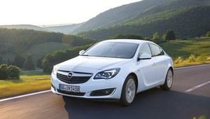 Opel Insignia z paroma nowościami