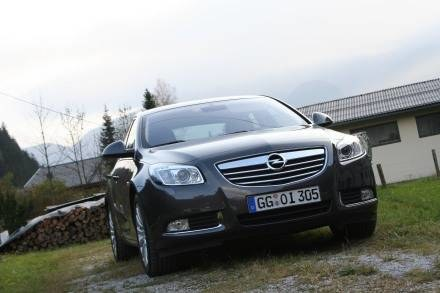 Opel insignia /INTERIA.PL