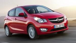 Opel Karl - teraz jeszcze oszczędniejszy
