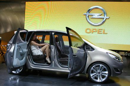 Opel meriva concept / Kliknij /INTERIA.PL