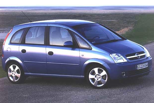 Opel Meriva (kliknij) /INTERIA.PL