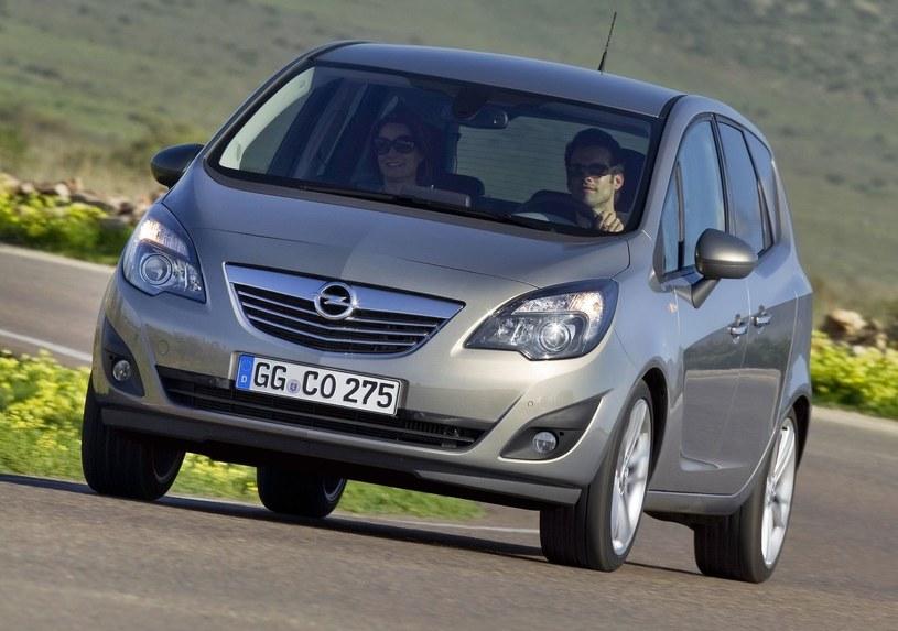 Opel Meriva /