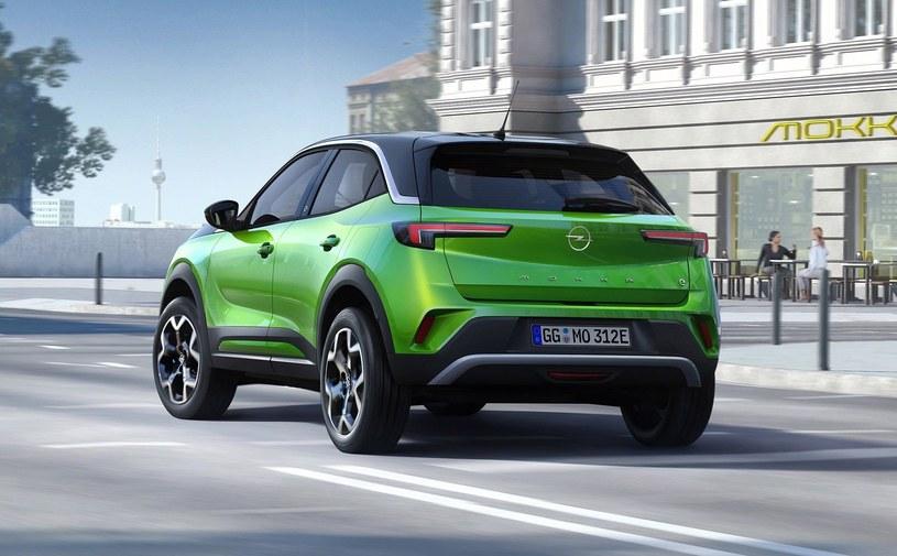 Opel Mokka-e /