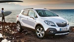 Opel Mokka - w zgodzie z trendami