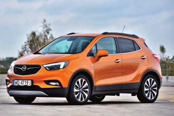 Opel Mokka X /Motor