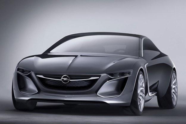 Opel Monza Concept /