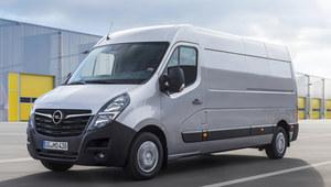 Opel Movano w elektrycznej wersji
