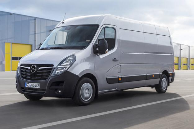 Opel Movano /