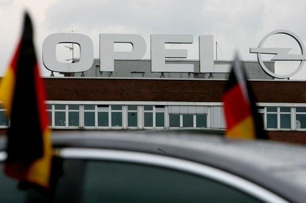 Opel nie dostanie niemieckiego wsparcia /AFP