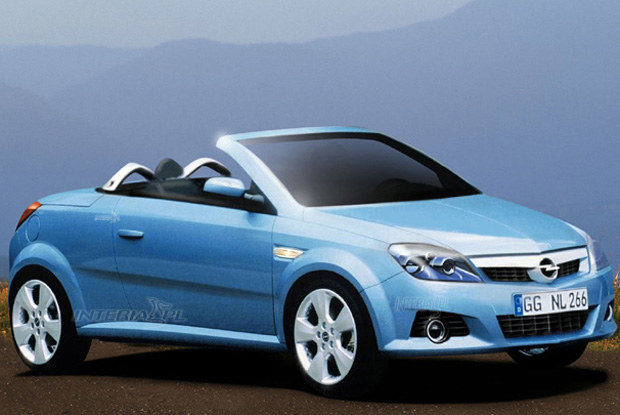 Opel roadster ma być budowany wspólnie z firmą Heuliez /INTERIA.PL