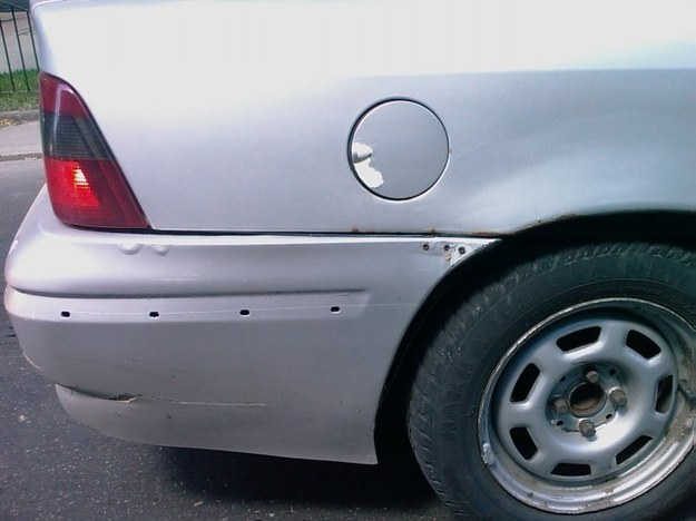 Opel szpachla