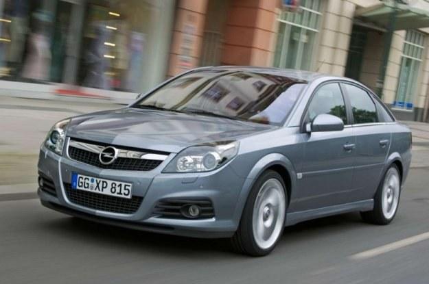 Opel vectra - często z wideorejestratorem /