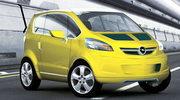 Opel z szufladą...