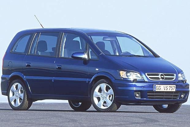 Opel Zafira Design Edition (kliknij) /INTERIA.PL
