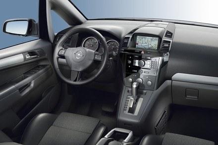 Opel zafira / Kliknij /INTERIA.PL
