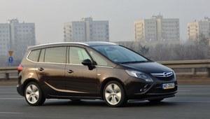 Opel Zafira Tourer 1.4 Turbo - test
