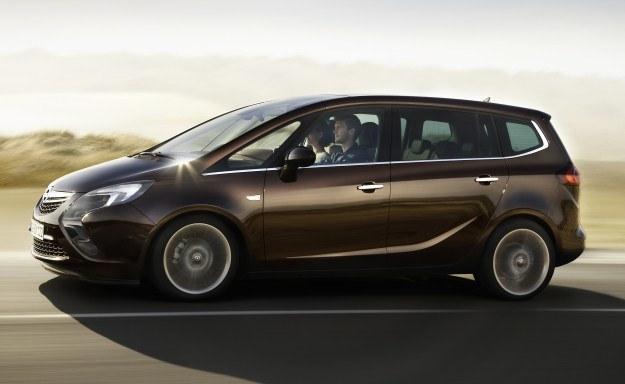 Opel zafira tourer /