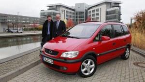 Opel Zafira z przebiegiem 0,5 mln km
