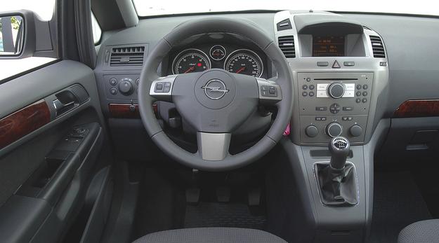 Opel Zafira /Motor
