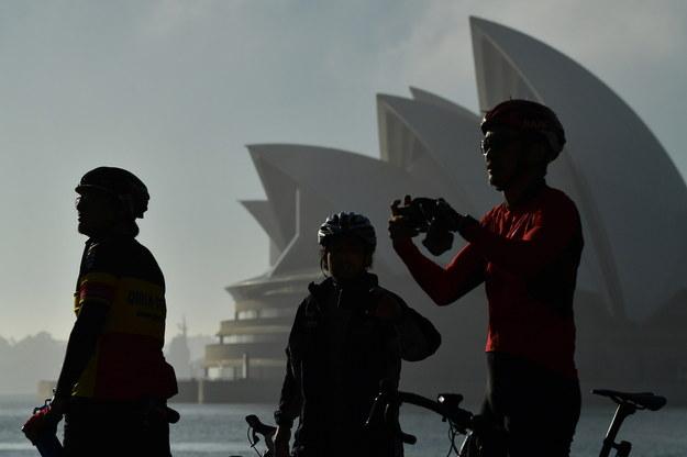 Opera w Sydney /JOEL CARRETT    /PAP/EPA