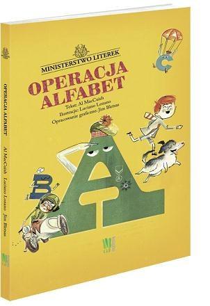 Operacja alfabet /Wydawnictwo G+J