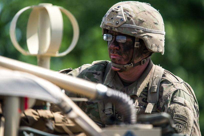 Operacja wojsk powietrznodesantowych państw NATO w ramach ćwiczeń Anakonda-16 /Tytus Żmijewski /PAP