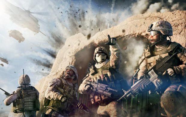 Operation Flashpoint: Red River - motyw graficzny /Informacja prasowa