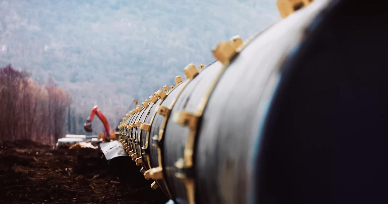 Operator: Pierwsza nitka Nord Stream 2 została wypełniona gazem technicznym