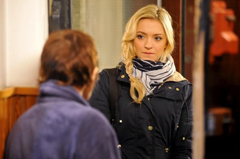 Opiekunka Wojtka, będzie usiłowała skontaktować się z Marią (Małgorzata Pieńkowska), by powiadomić ją o dramacie. /Agencja W. Impact