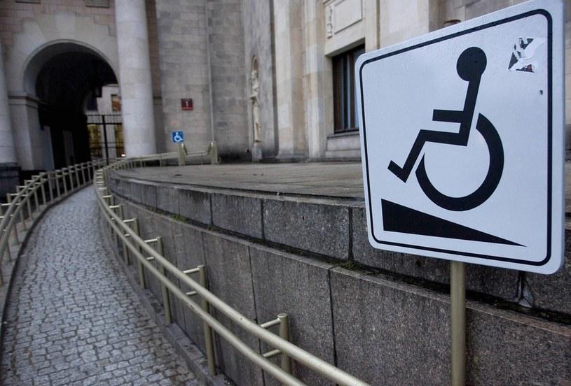 Opiekunowie osób niepełnosprawnych stracili prawo do świadczeń w lipcu /Michał Dyjuk /Reporter
