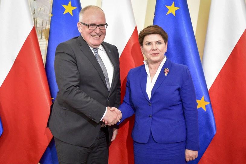 Opinia na temat stanu praworządności, którą przygotowała KE, nie została upubliczniona /fot. Jacek Dominski/REPORTER /East News