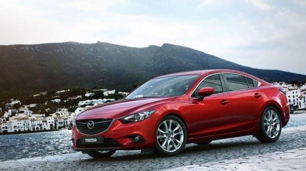 Opływowe nadwozie nowej Mazdy 6 ma wyjątkowo niski współczynnik oporu powietrza, równy 0,26. /Mazda