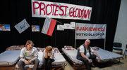 Opole: Wznowiono strajk głodowy