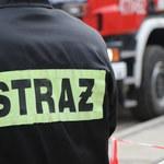 Opolskie: Eksplozja instalacji do produkcji bimbru. Dwie osoby ranne
