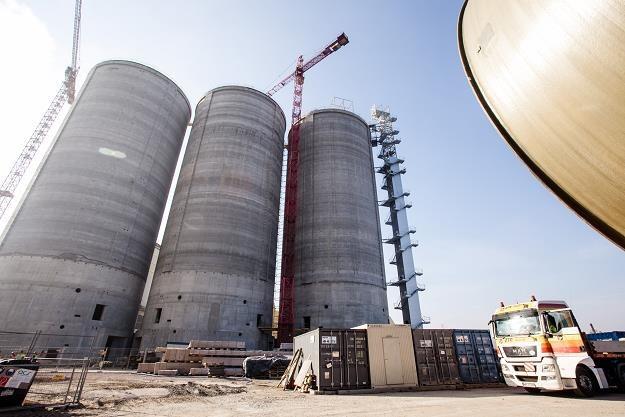 Opóźnienie budowy nowego bloku w elektrowni Kozienice /Informacja prasowa