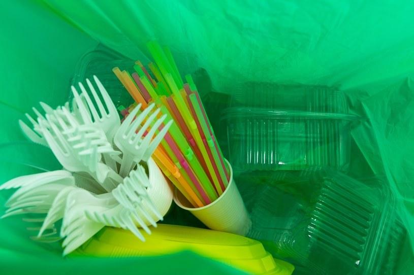"""Opóźnienie w implementacji """"dyrektywy plastikowej"""" do jesieni /123RF/PICSEL"""