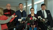 Opozycja chce rozmawiać z premierem o śledztwie ws. zabójstwa P. Adamowicza i zmianach w TVP