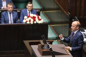 Opozycja komentuje w Sejmie wyniki szczytu w Brukseli