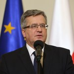 Opozycja krytykuje prezydenta za podpisanie ustawy o OFE
