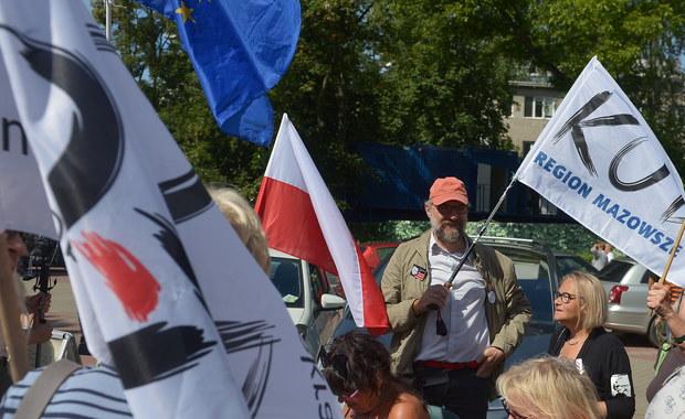 Opozycja ma dziś protestować przed Sejmem przeciwko zmianom w sądownictwie
