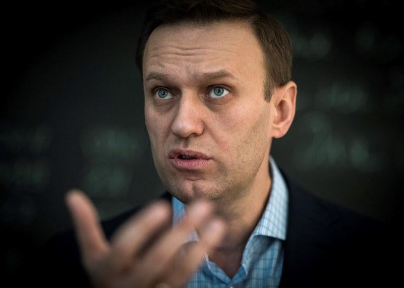 Opozycyjny polityk Aleksiej Nawalny /AFP