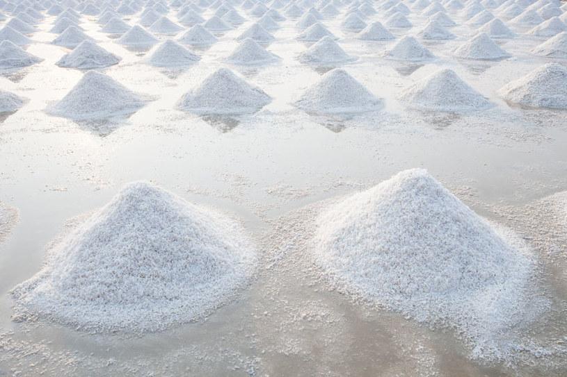 Opracowano nowy sposób odsalania wody /123RF/PICSEL