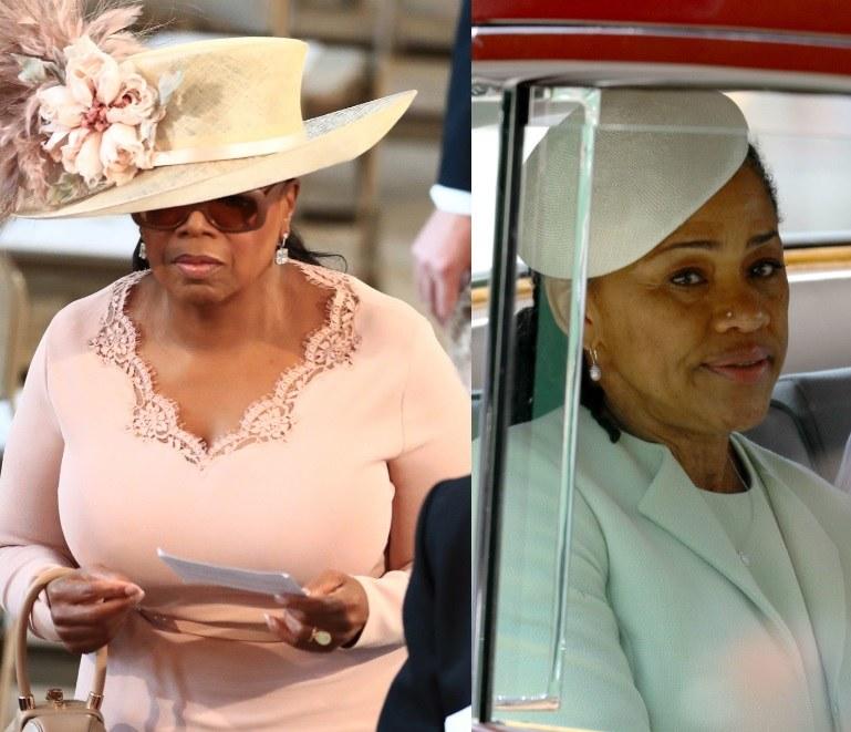 Oprah i Doria /Getty Images