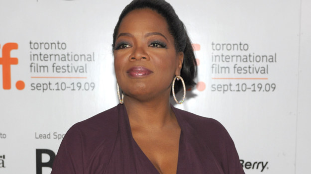 Oprah Winfrey / fot. C.J. LaFrance /Getty Images/Flash Press Media