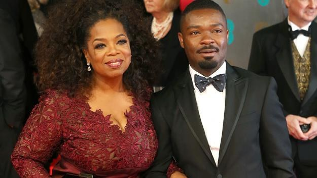 """Oprah Winfrey i David Oyelowo występowali razem już w zeszłorocznym """"Kamerdynerze"""" / fot. C. Jackson /Getty Images"""