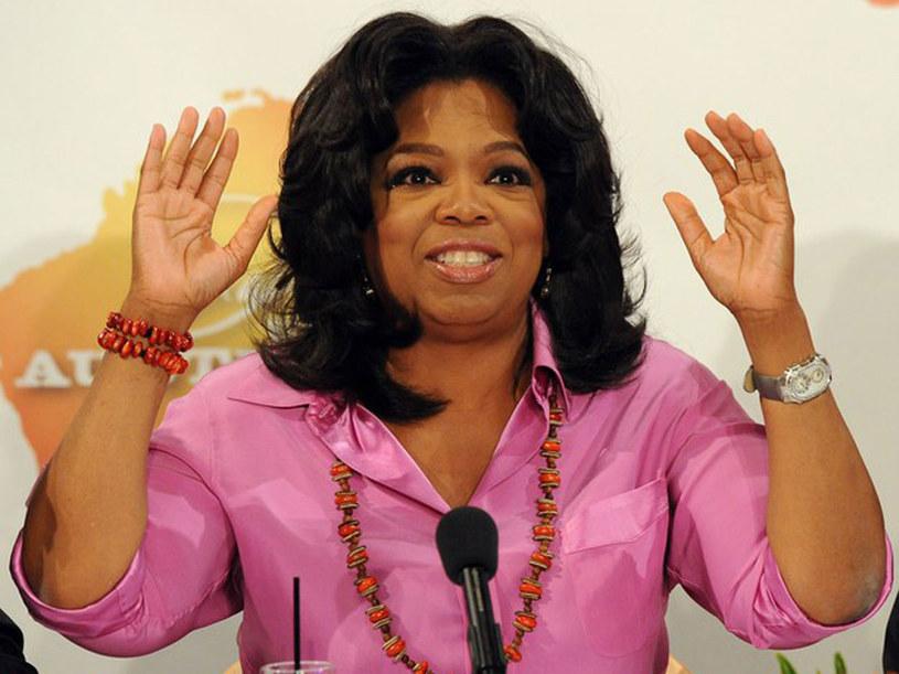 Oprah Winfrey jest jedną z najbardziej wpływowych kobiet Ameryki  /AFP