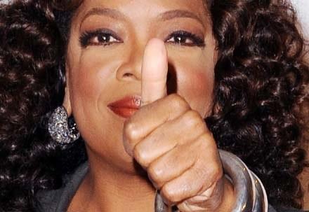 Oprah Winfrey nie boi się kontrowersyjnych tematów - fot. Katy Winn /Getty Images/Flash Press Media