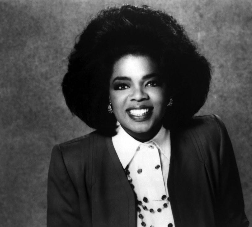 Oprah Winfrey w latach 70. XX wieku /Film Favorites  /Getty Images