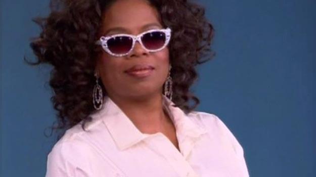 Oprah Winfrey zaczyna się już żegnać ze swoją publicznością /Splashnews