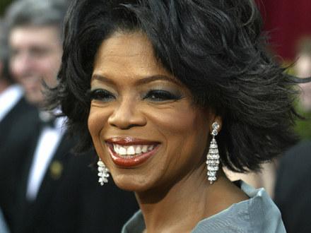 Oprah Winfrey /AFP